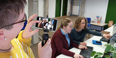 Kurs: Video mit dem Smartphone
